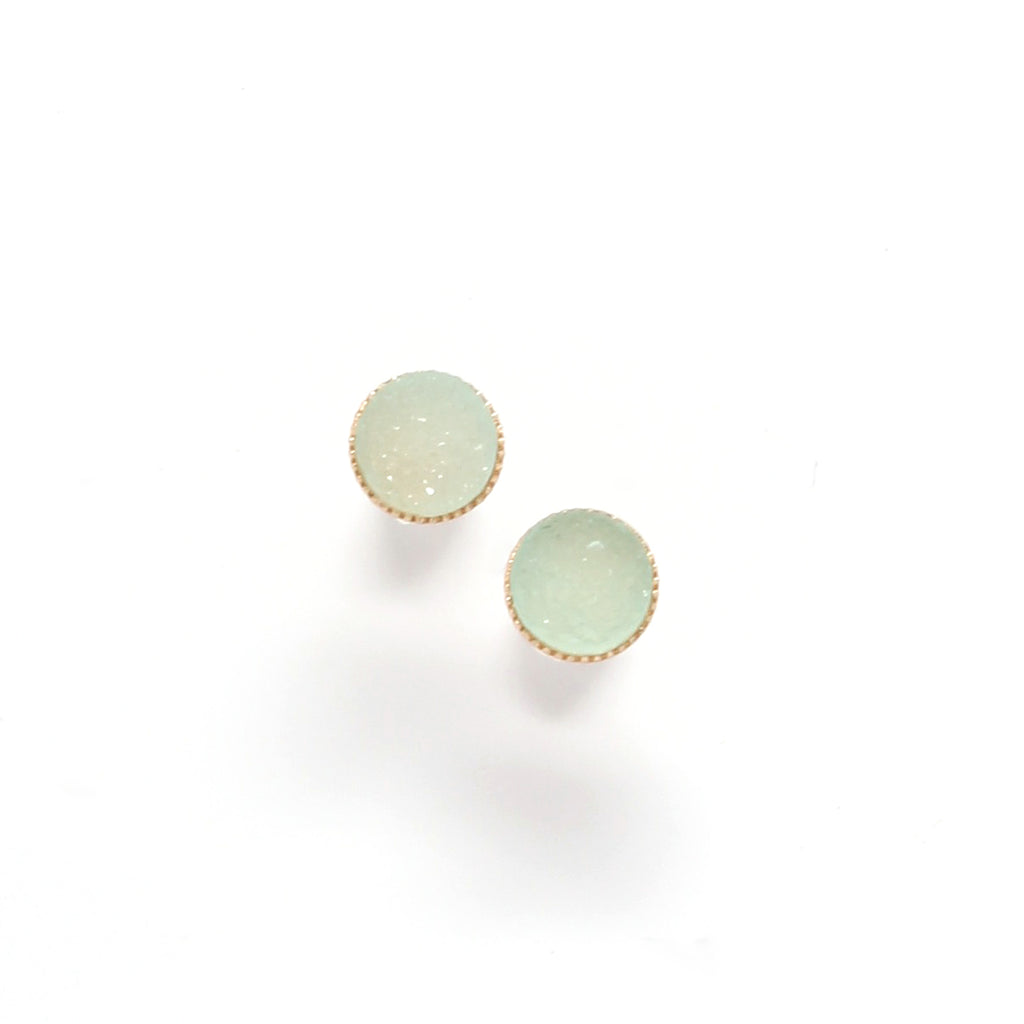 Samantha Earrings - Stripe & Petal Jewelry