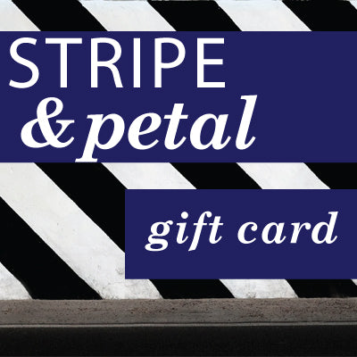 Gift card - Stripe & Petal Jewelry