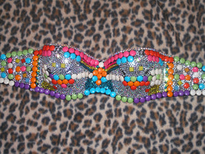 "Beaded & Bling ""RiRi"" Strapless Original Style"