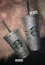 Chanel Crystal Blinged Out Starbucks Cups Grande Or Venti?