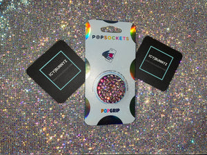 "AB Bling PopSocket ""1-800 Hotline Bling "" For Cell Phones"