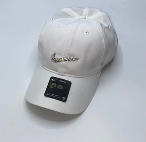 Nike Legacy Baseball Hat In White