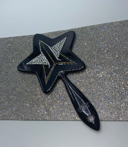 "Jeffree Star Hand Mirror ""Black Onyx ""Star"