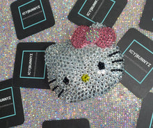Hello Kitty Swarovski Hand Mirror