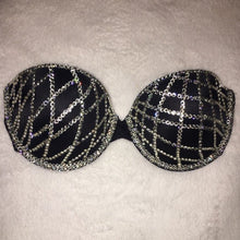 "Crystal Diamonds ""Britney"" Strapless Style"