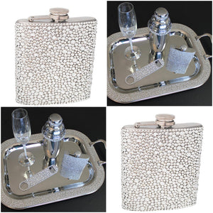 "Hip Flask ""Party Time"" Home Essentials"