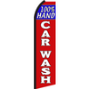 CAR WASH SWOOPER FLAG # RA3