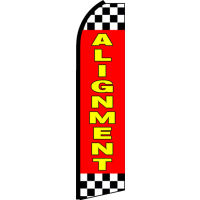 ALIGNMENT SWOOPER FLAG # RA8