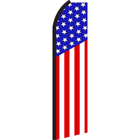 AMERICAN FLAG SWOOPER FLAG # RZ7