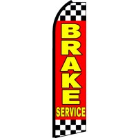 BRAKE SWOOPER FLAG # RD8