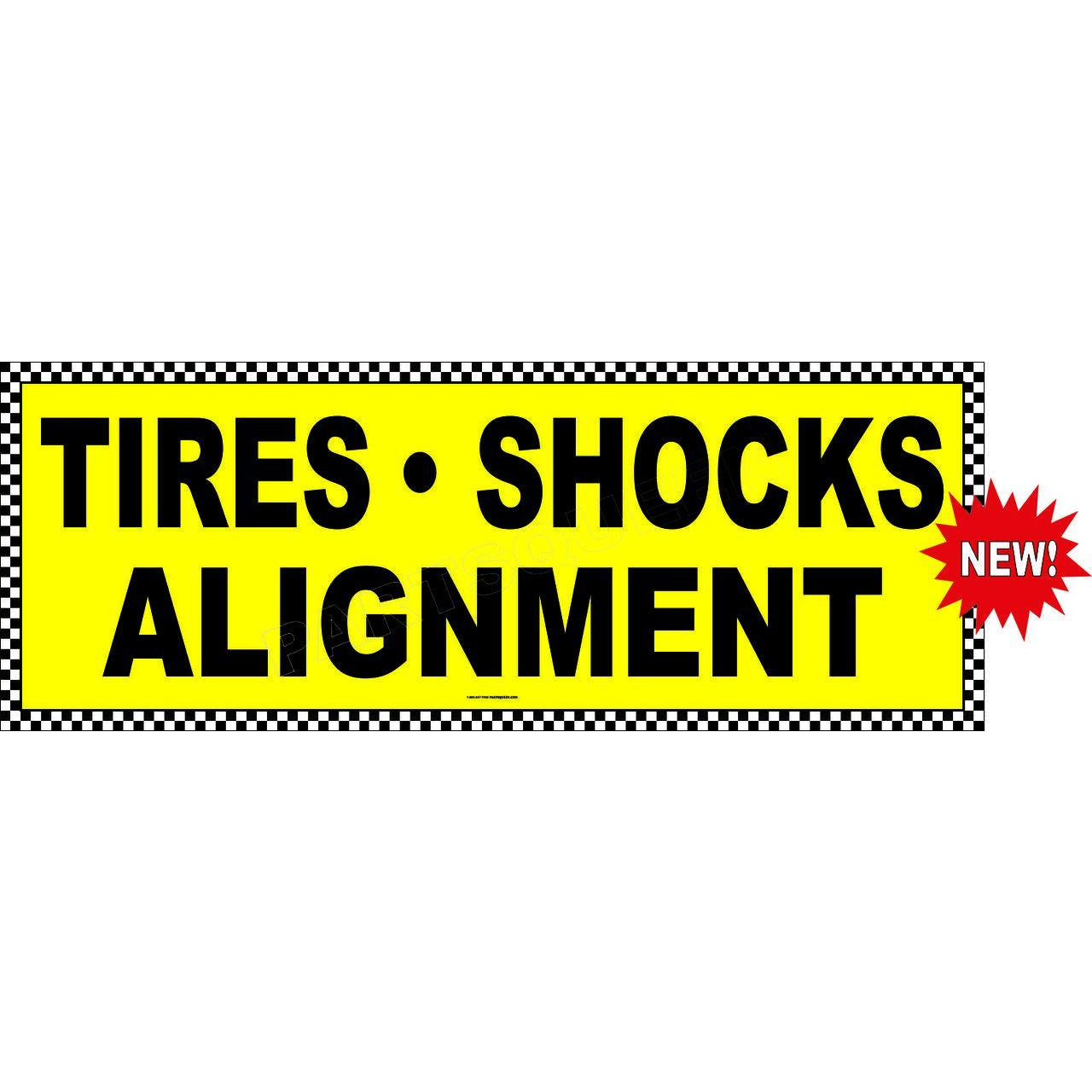 TIRES SHOCKS ALIGNMENT AB189CHK
