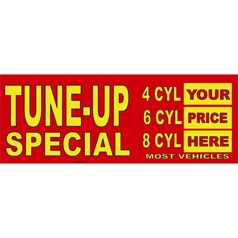 TUNE UP SPECIAL BANNER #AB10