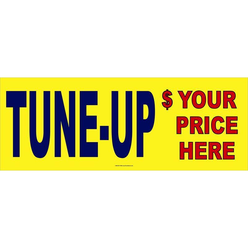 TUNE UP BANNER #AB112