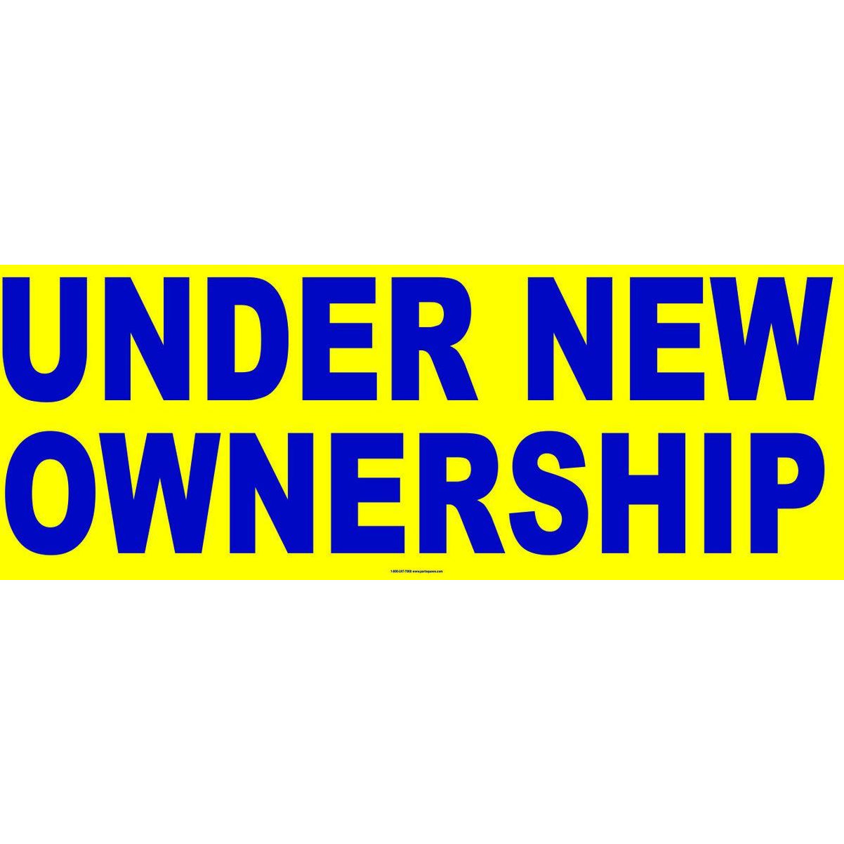 UNDER NEW OWNERSHIP # AB156