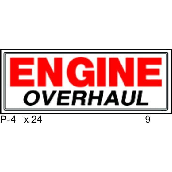 Engine Overhaul