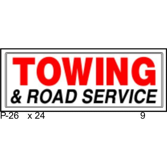 Towing P26
