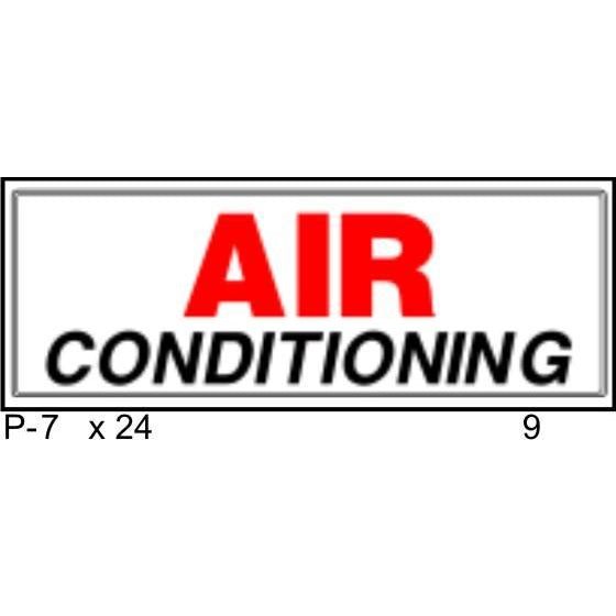Air Conditioning #P7