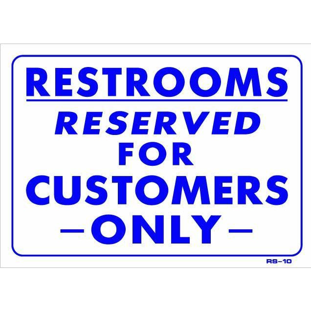 Reserved for Customers RS10