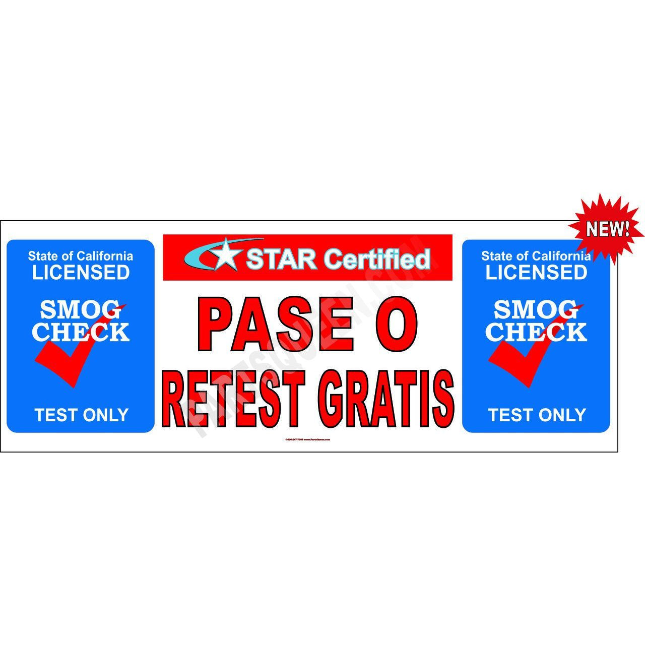 STAR CERTIFIED PASS/ FREE RETEST SPANISH VERSION SBSTAR3TO-SP