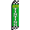 AUTO TINTING GREEN SWOOPER FLAG #RC0