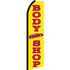 BODY SHOP SWOOPER FLAG # SF-RD6