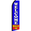 WELCOME WALK INS SWOOPER FLAG #SH7
