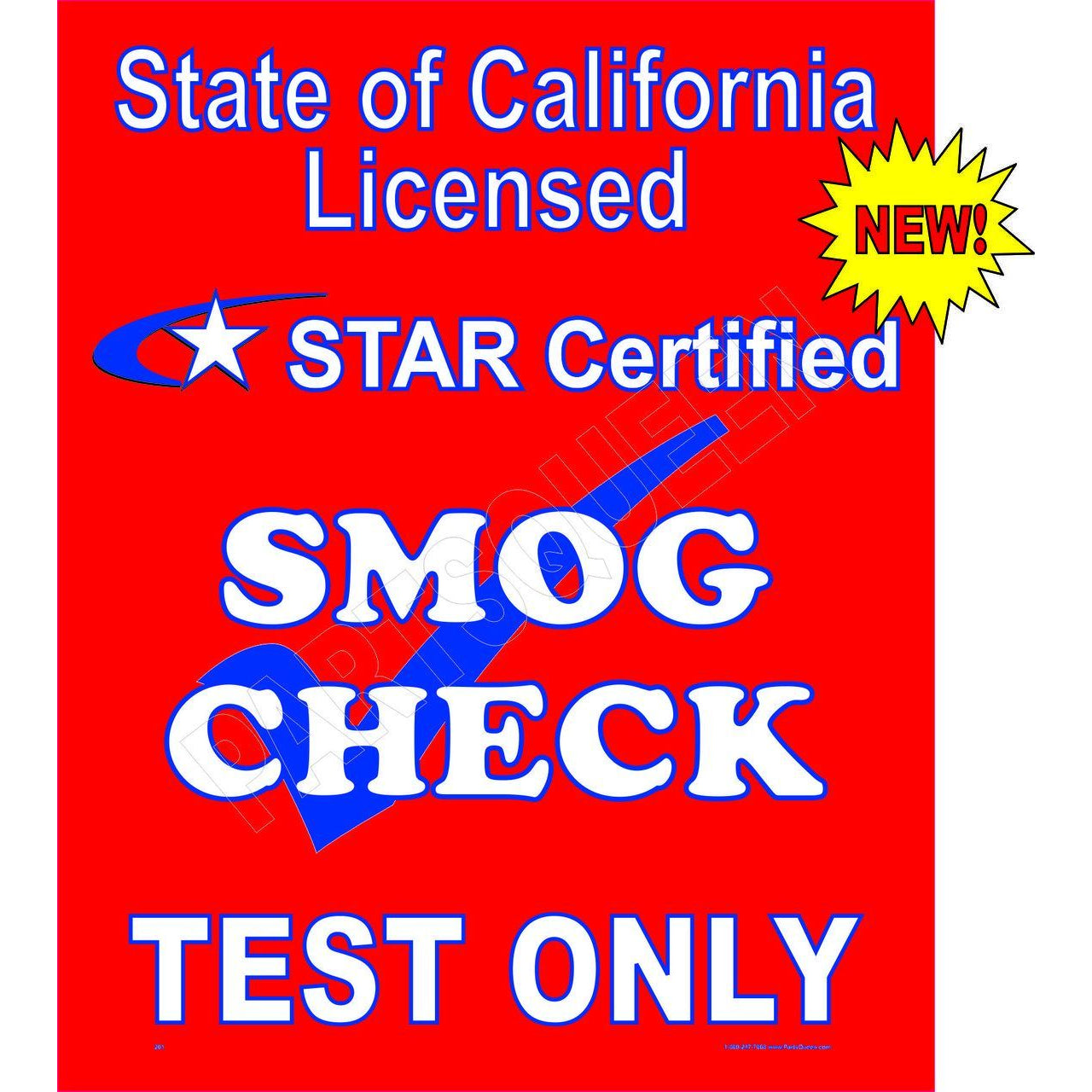 STAR CERTIFIED TEST ONLY SHIELD # DS-201