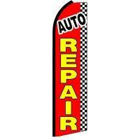 AUTO REPAIR SWOOPER FLAG # SF0026