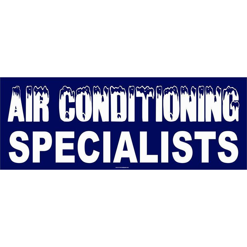 A/C SERVICE BANNER  AB211
