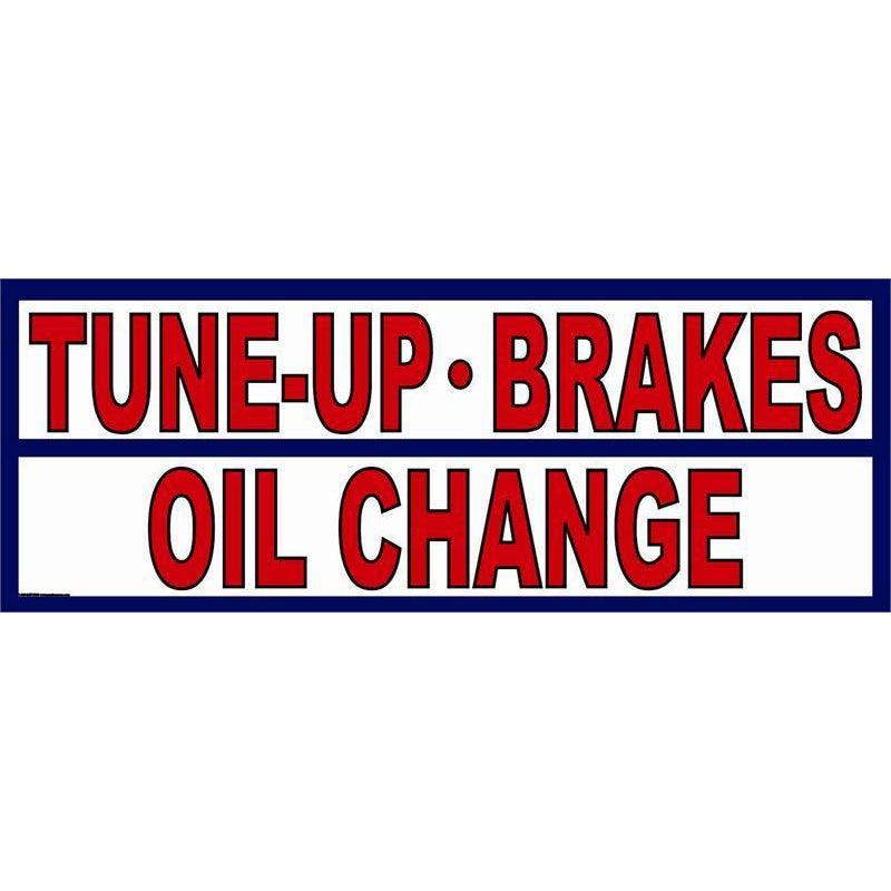 TUNE UP-BRAKES-OIL CHANGE #AB2313