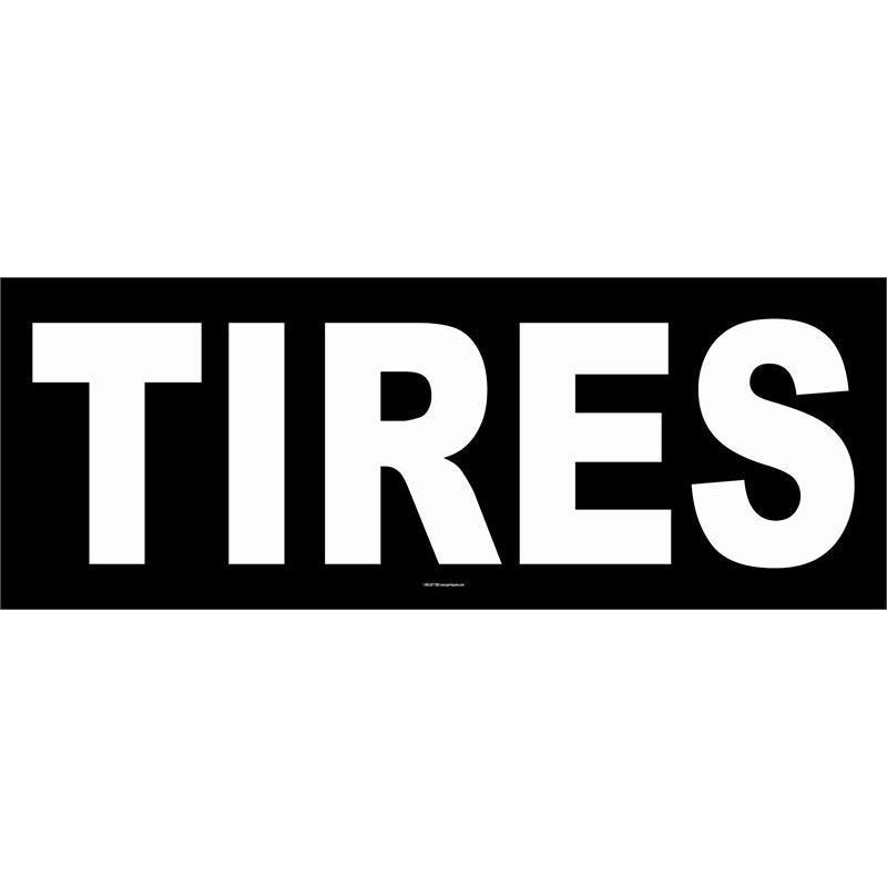 TIRES BANNER #AB93
