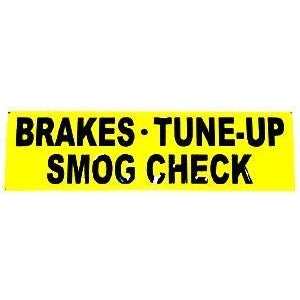 BRAKES/TUNE UP/SMOG #AB228