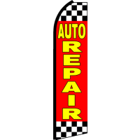 AUTO REPAIR SWOOPER FLAG # RB8