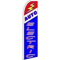 AUTO ELECTRIC SWOOPER FLAG # SF0016