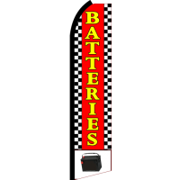 BATTERIES SWOOPER FLAG # SL2
