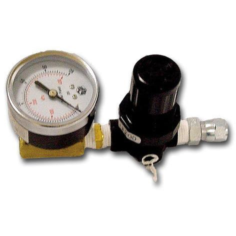 PRESSURE REGULATOR SINGLE GAUGE  #SMREG1