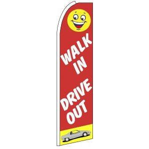 WALK IN DRIVE OUT SWOOPER