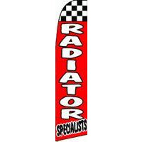 RADIATOR SWOOPER FLAG # SF0066