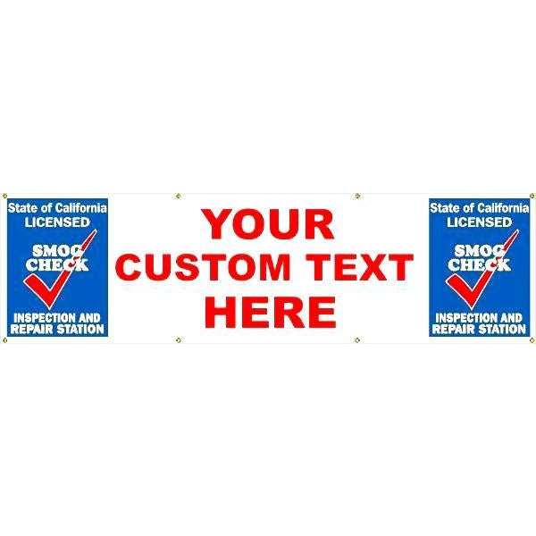 CUSTOMER BANNER - YOUR WORDS # SB99A