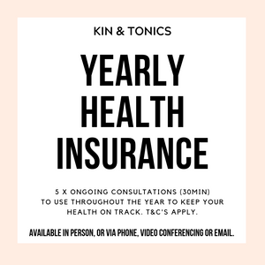YEARLY HEALTH INSURANCE