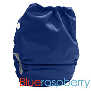 Bubblebubs Candies Print/Colour Blue Raspberry (Smooth PUL)