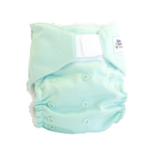 Load image into Gallery viewer, Baby BeeHinds Swim Nappy Colour/Print Aqua Marine