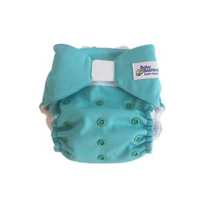 Baby BeeHinds Swim Nappy Colour/Print Marine Green
