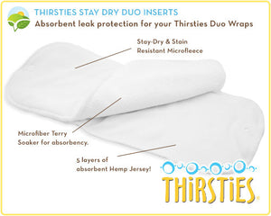 Thirsties Duo Inserts