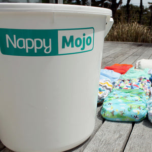 Newborn Hire Items for Purchase Item NappyMojo Bucket