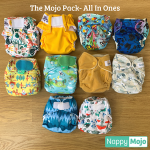 The Mojo Pack (Newborn)