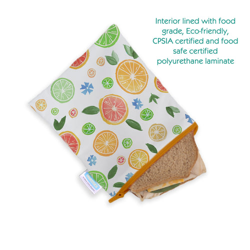 Thirsties Sandwich and Snack Bag