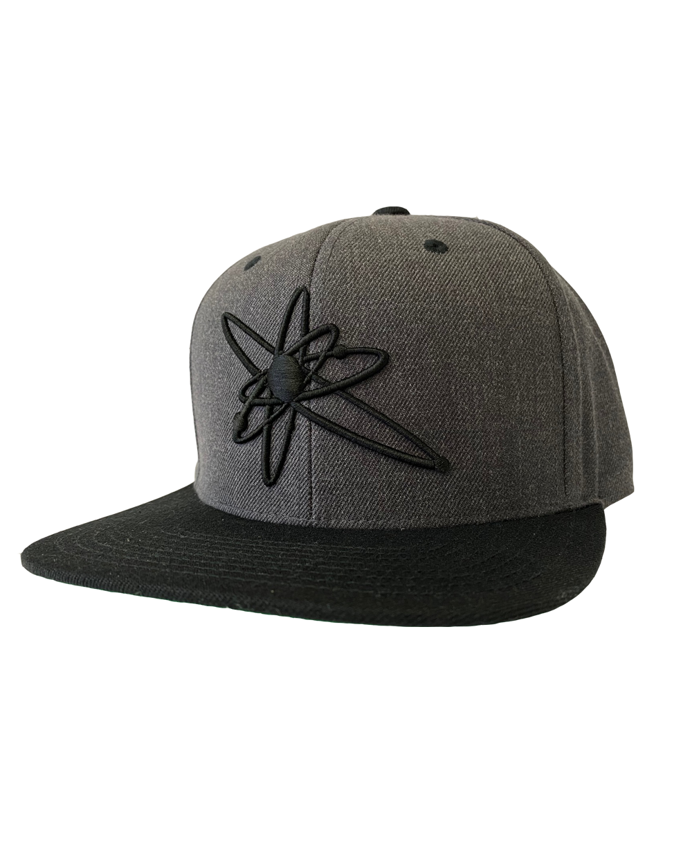 Dark Heather Grey Astolux Snapback
