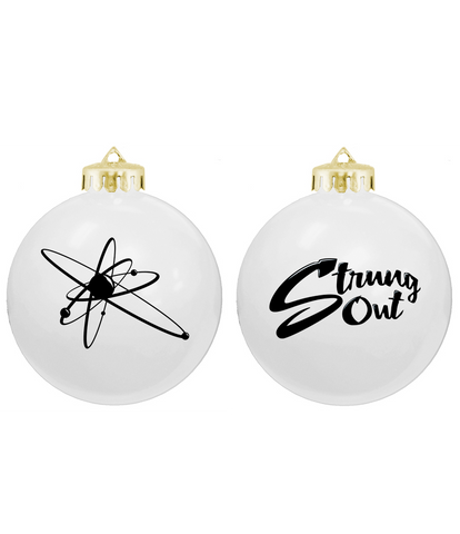 White Astrolux Ornament