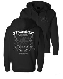 Songs of Armor and Devotion Zip Hoodie